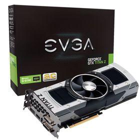 EVGA GeForce GTX Titan Z SC er overklokket fra fabrikken; men skiller seg tilsynelatende ellers lite fra referansemodellen.