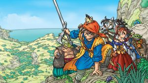 Dragon Quest VIII er lansert for mobil