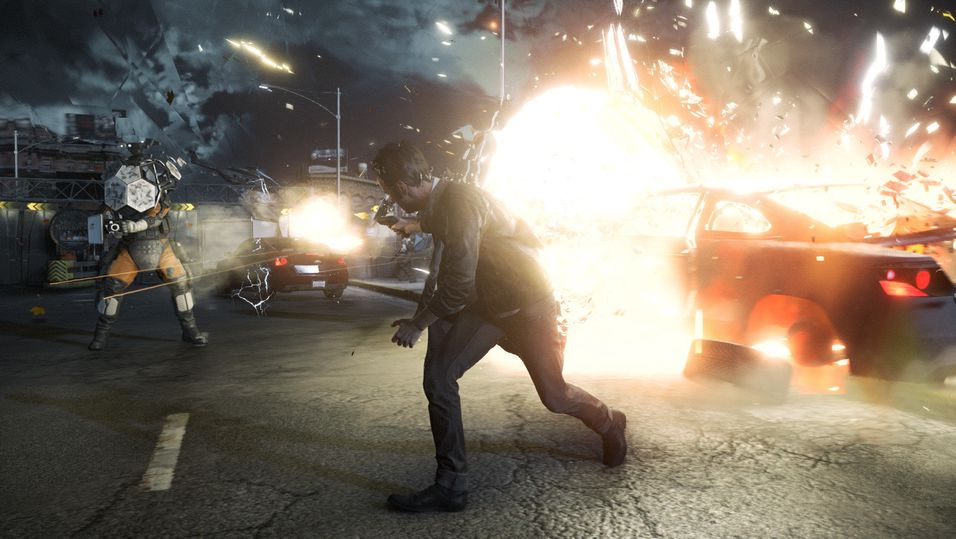 Xbox One-eksklusive Quantum Break kjem i 2015