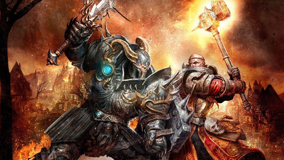 Warhammer Online ble ett av Mythics siste spill.