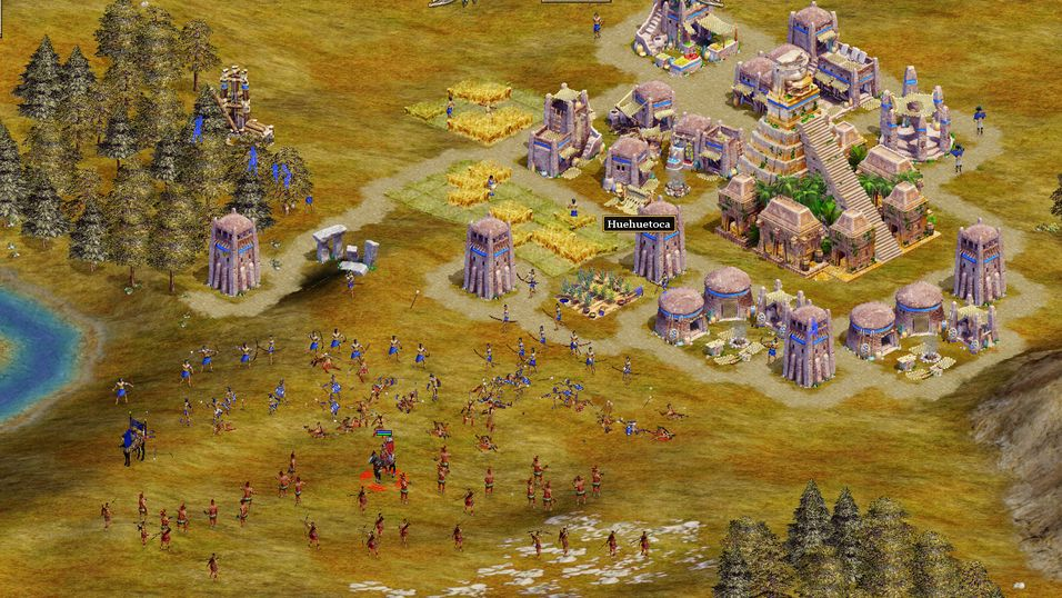 Strategiperlen Rise of Nations vender tilbake