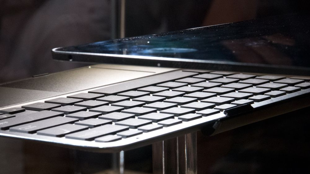 –Denne er tynnere og lettere enn MacBook Air