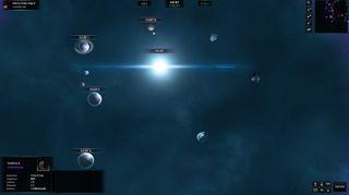 Hvert solsystem kan ha mange kolonier.