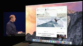 Safari og Mail har fått mange nye egenskaper.