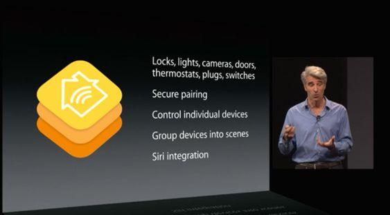 Med HomeKit skal det bli enklere for produsenter av smarthjem-løsninger å koble seg til Apples løsninger.