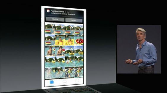 Interaktive varslinger i iOS 8.
