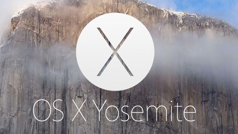 Se hvordan Macen din blir med Apples nye operativsystem