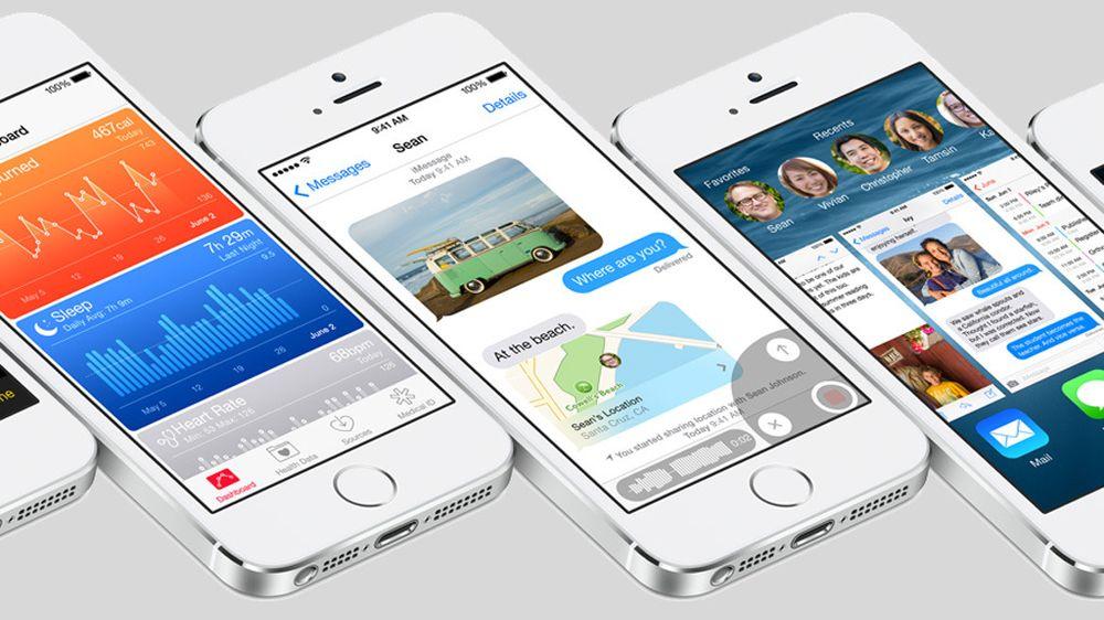 Både iPhone, iPad og Mac har blitt «ny»