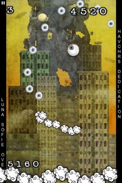 Skybound var det eneste spillet Tumbleweed Interactive fikk gitt ur.