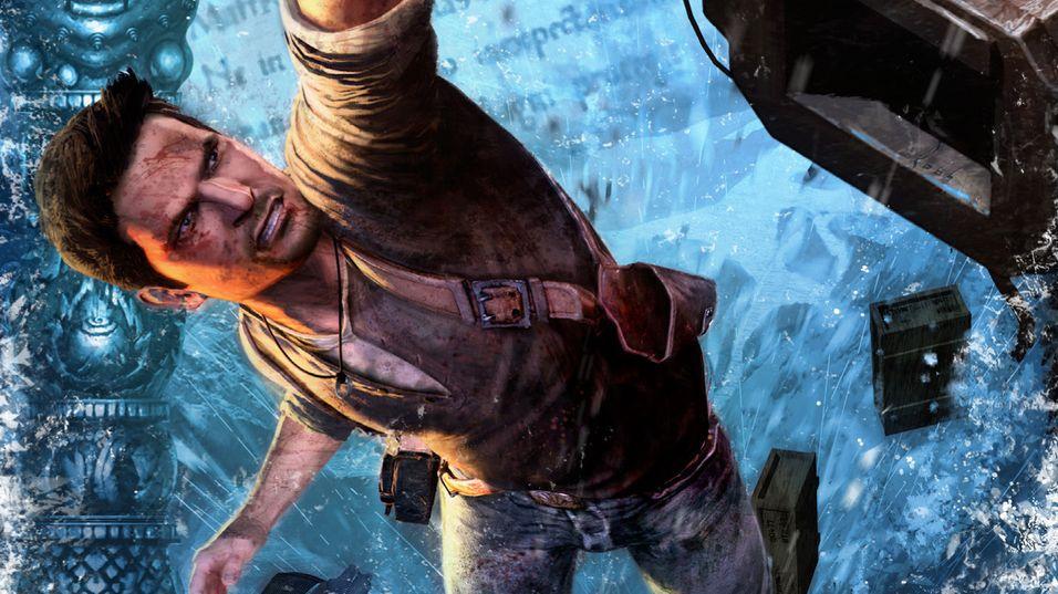 Begge to var involverte i Uncharted 2-utviklingen.