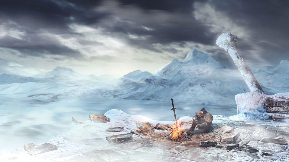 Dark Souls II blir større