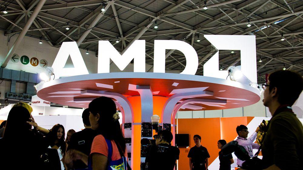 Sjekk det ville skjermkortet vi fant hos AMD