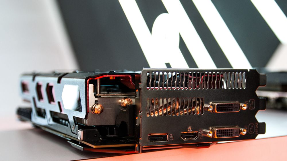 Powercolor Devil 13 Dual Core Radeon R9 290X.