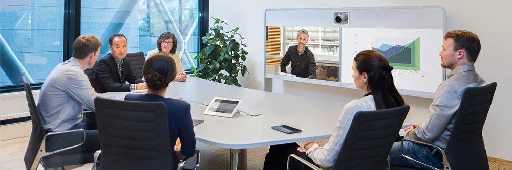 Ciscos Telepresence-MX700 er blant en rekke nye videokonferanse-produkter selskapet har lansert nylig.
