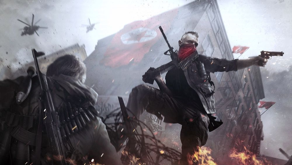 SNIKTITT: Homefront: The Revolution