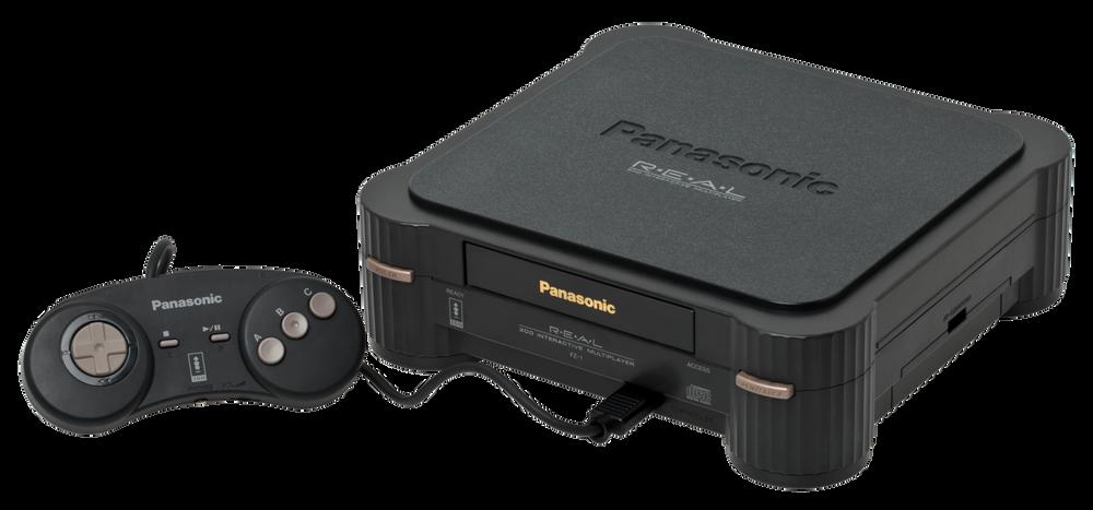 3DO var en stor aktør på den første E3-messa, men maskinen floppet totalt i markedet og ble fort glemt.