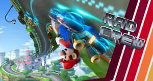 – Dette er det beste Mario Kart-spillet
