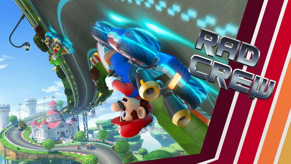 PODKAST: – Dette er det beste Mario Kart-spillet