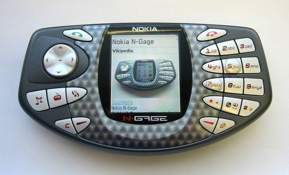 Nokia prøvde seg på E3 i tre år på rad, før de kastet inn håndkleet.