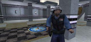 Den aller første versjonen av Half-Life ble vist frem på E3 i 1997.