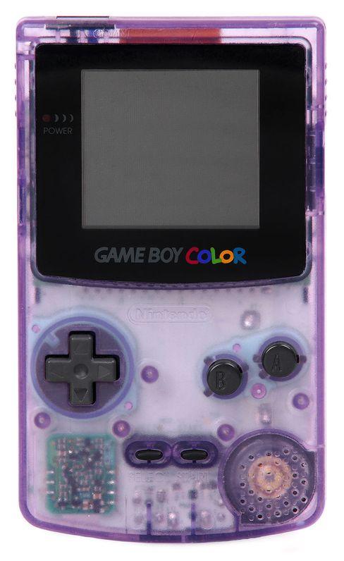 Game Boy Color ble varmt mottatt på E3.