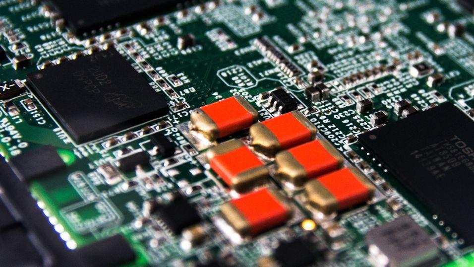 Ny SSD lagrer data etter at strømmen har gått