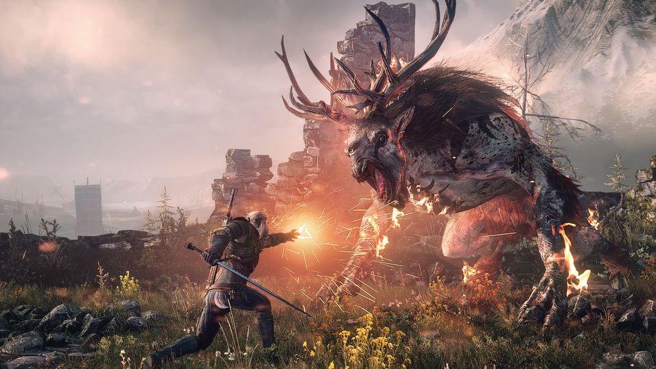 The Witcher 3-datoen er klar