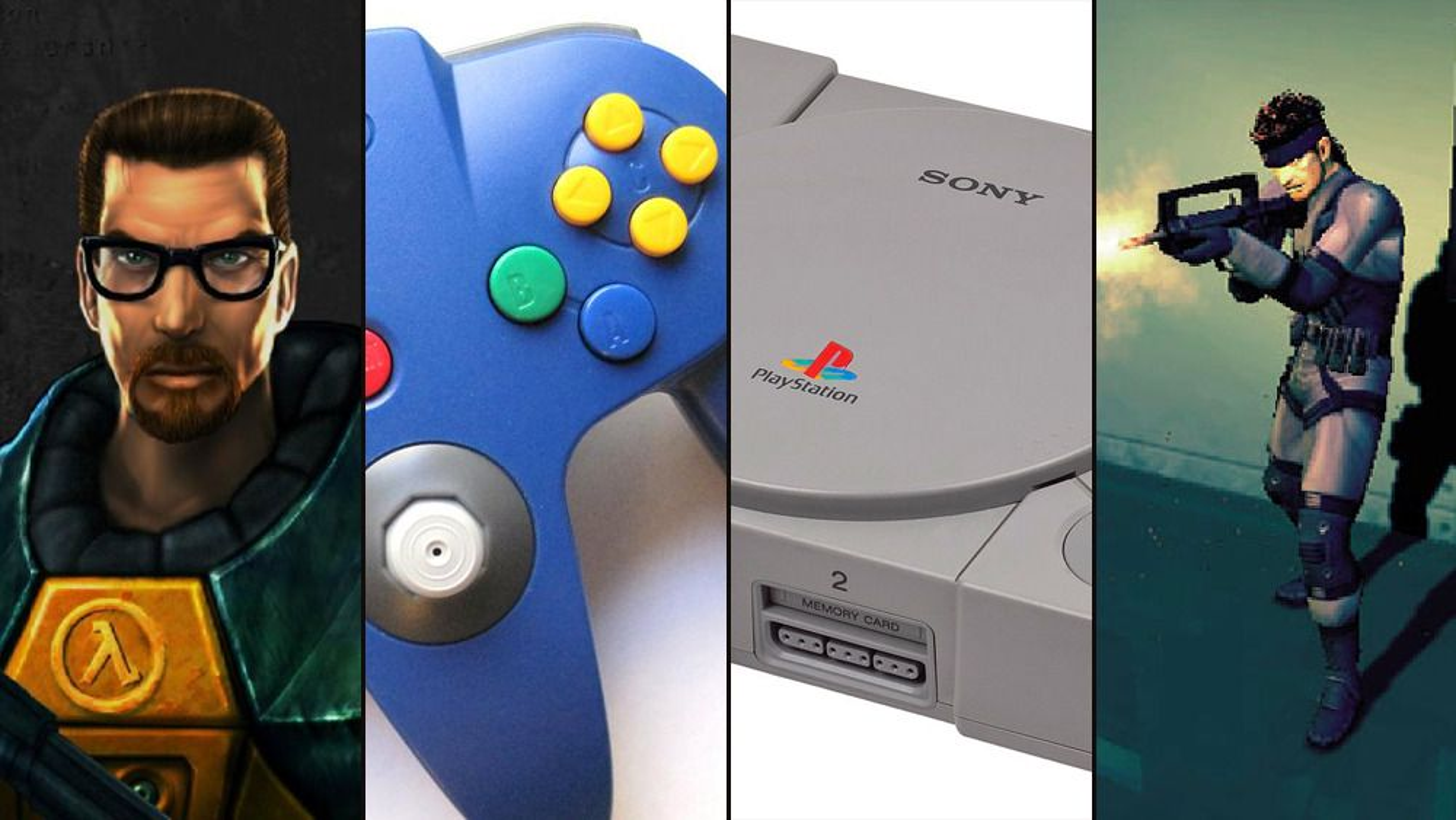 FEATURE: Opplev E3-høydepunktene fra 1995 til i dag