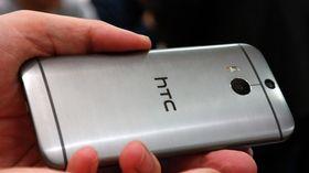 HTC One M8 er en svært god musikkmobil.