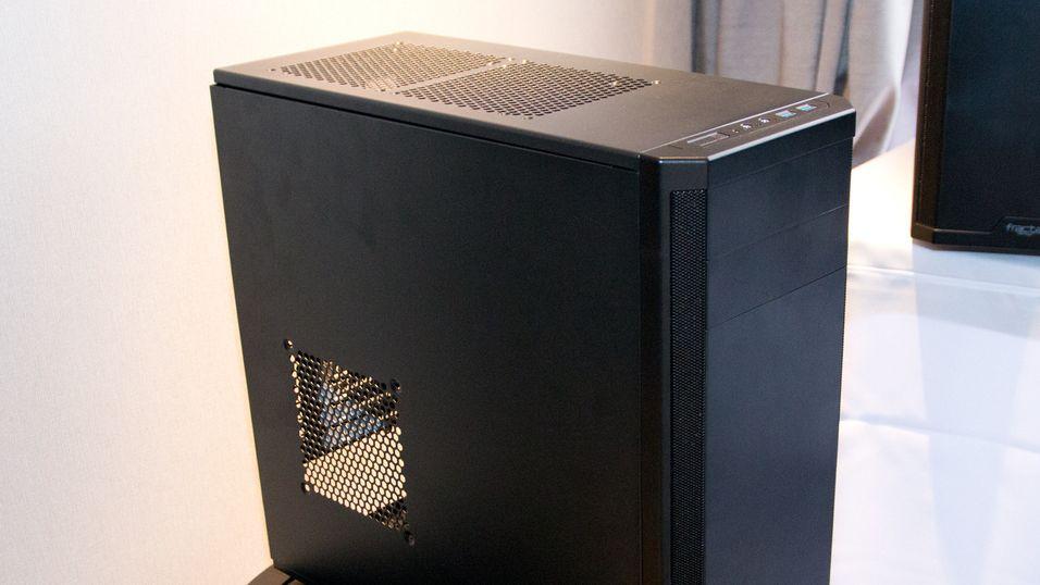 Fractal Design slipper billig kabinett