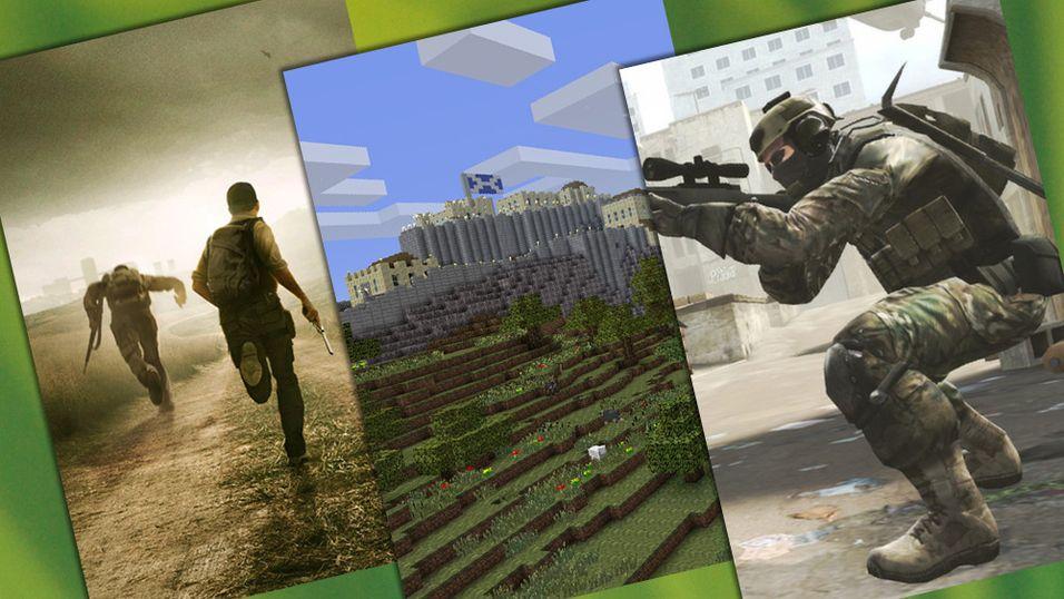 KONKURRANSE: Vinn din egen spillserver