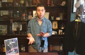 John Stessel og tryllebutikken Martinka vil gi deg mer magi i hverdagen.