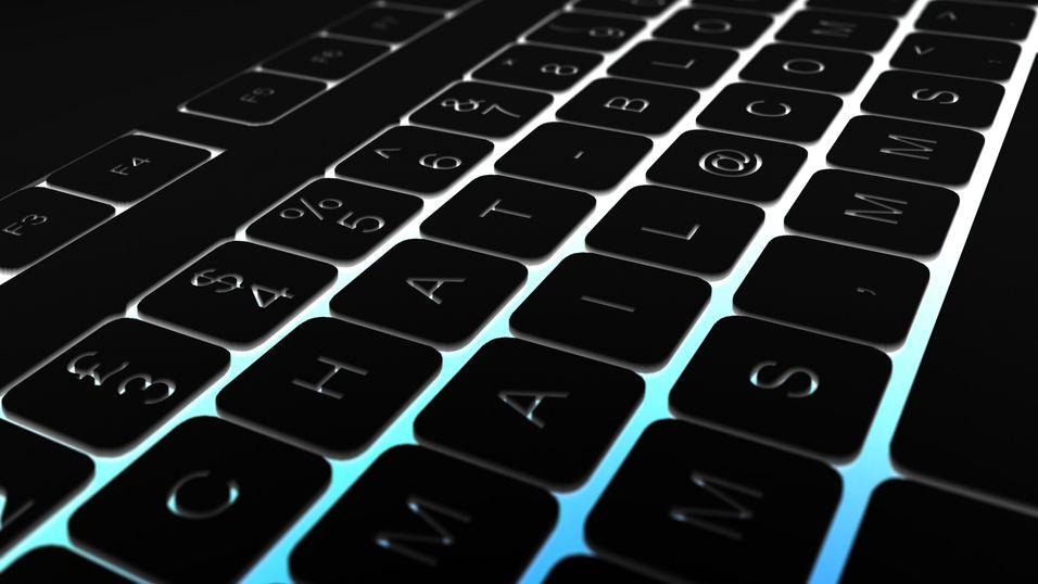 Snart blir laptop-tastaturene enda tynnere