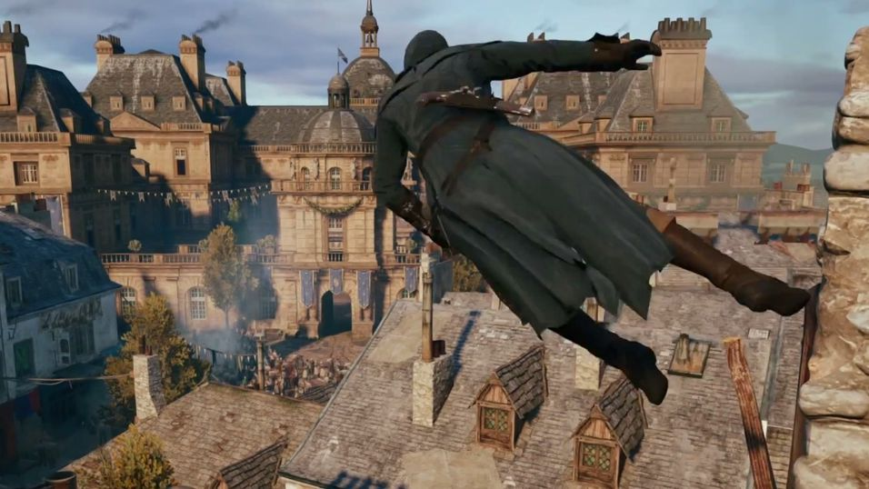 Assassin's Creed: Unity.