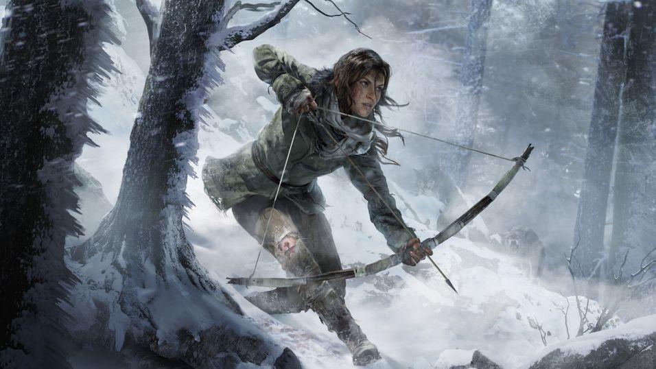Tre ganger så mye å utforske i neste Tomb Raider