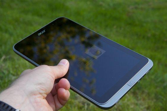 Acer Iconia W4 har en ganske god skjerm i forhold til prisen på brettet.