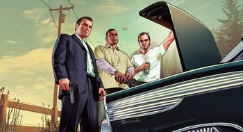 Grand Theft Auto V kommer til PC etter sommeren