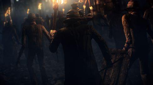 Bloodborne blir mørkt og utfordrane.
