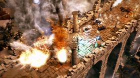 Det er ikkje berre berre når Lara Croft og egyptiske gudar legg ut på eventyr.