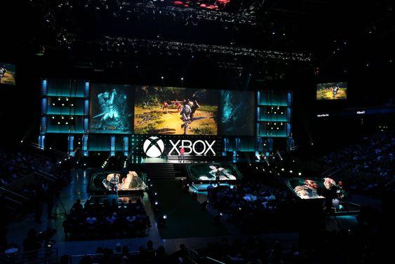 Microsoft viste frem Xbox-fremtiden på Galen Center i Los Angeles i går kveld, norsk tid.
