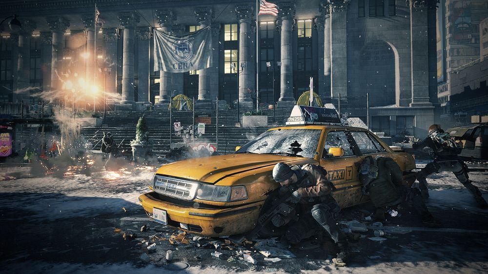 Detaljnivået i The Division er imponerende. (Bilde: Massive/Ubisoft).