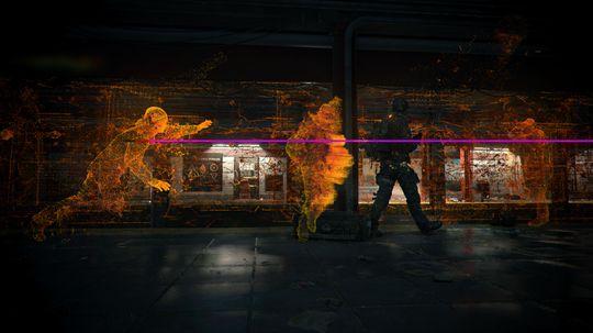 «Ekko»-funksjonen i The Division avslører dramatiske scener fra fortiden. (Bilde: Massive/Ubisoft).