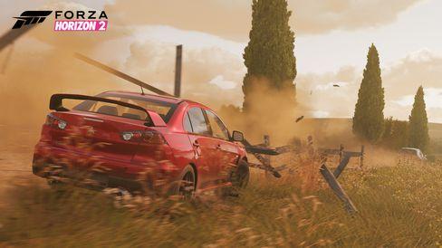 Lekker bilkøyring i Forza Horizon 2.