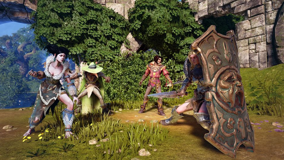 Fable Legends.