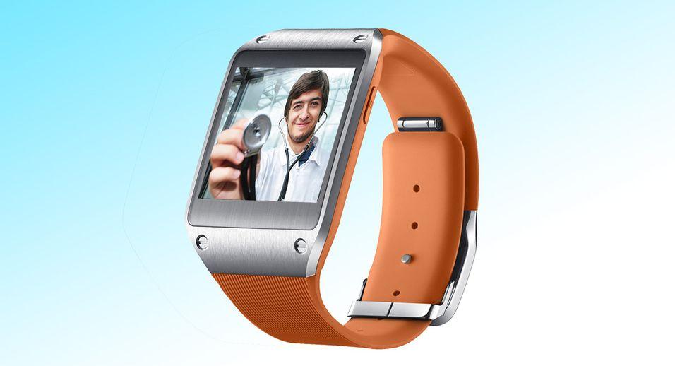 Samsung satser på helse-armbånd