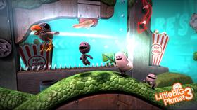 LittleBigPlanet 3 er blant spillene du får se på Easy Mode til helgen.