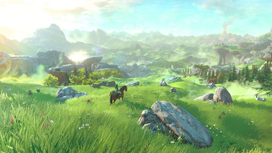 Hyrules grenser åpnes opp i nytt Zelda-spill