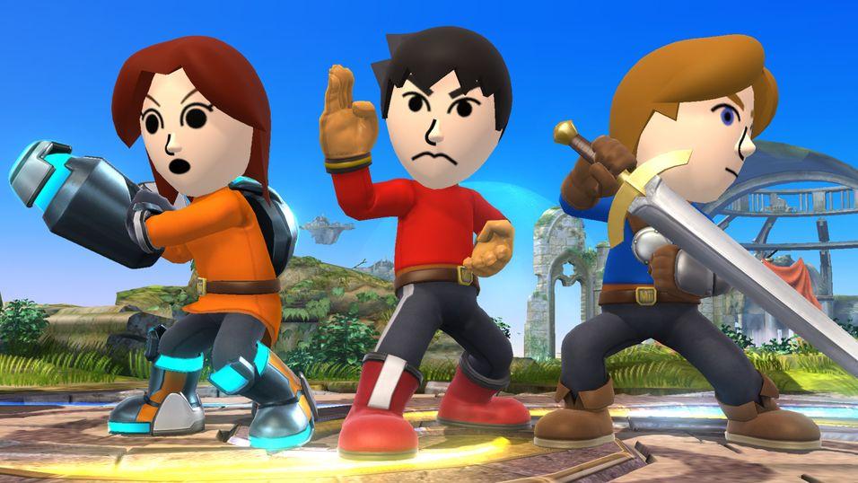 Nye slåsskjemper entrer Smash Bros.-arenaen