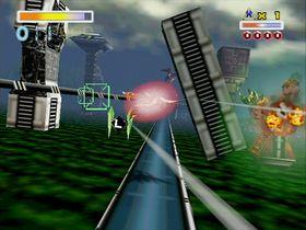 StarFox på Nintendo 64 er blant de mest solgte spillene til Nintendo.