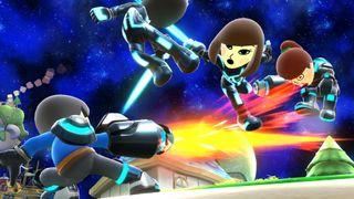 Mii-ene er selvsagt med (Skjermbilde: Nintendo).